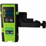 Приемник для лазерного уровня LSP DG-60 зеленый луч