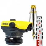 Комплект оптического нивелира NIVOLINE AL18-32 + штатив + рейка 5м (Цена с НДС)