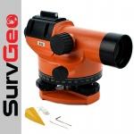 Оптический нивелир SurvGeo E32P(с поверкой)