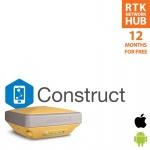 RTK комплект TOPCON HiPer SR (Android и iOS) (Цена с НДС)