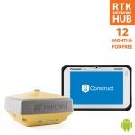 RTK комплект TOPCON HiPer VR (FZ-B2+MC) (Цена с НДС)