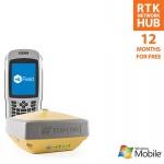 RTK комплект TOPCON HiPer VR (T18+MF) (Цена с НДС)